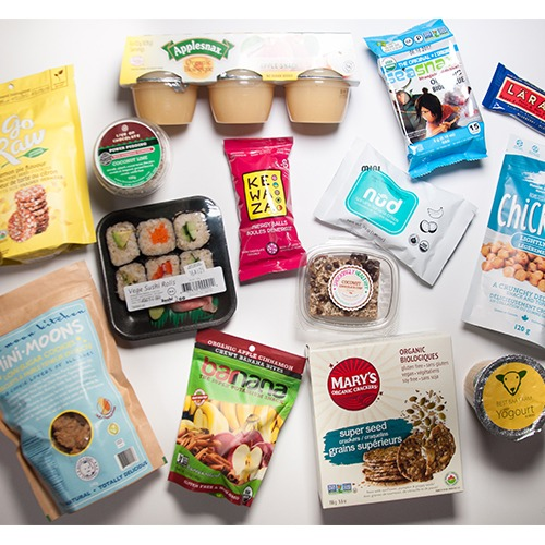 14 Healthy Pack n' Go Snacks