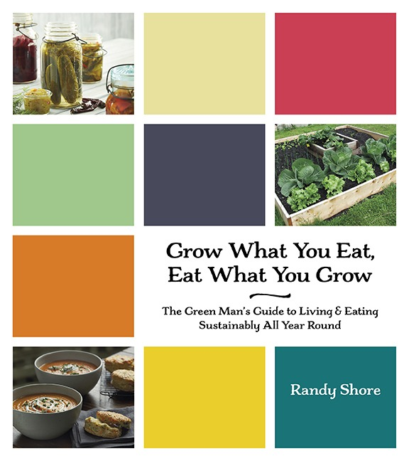 Cook This Book – Grow What You Eat, Eat What You Grow
