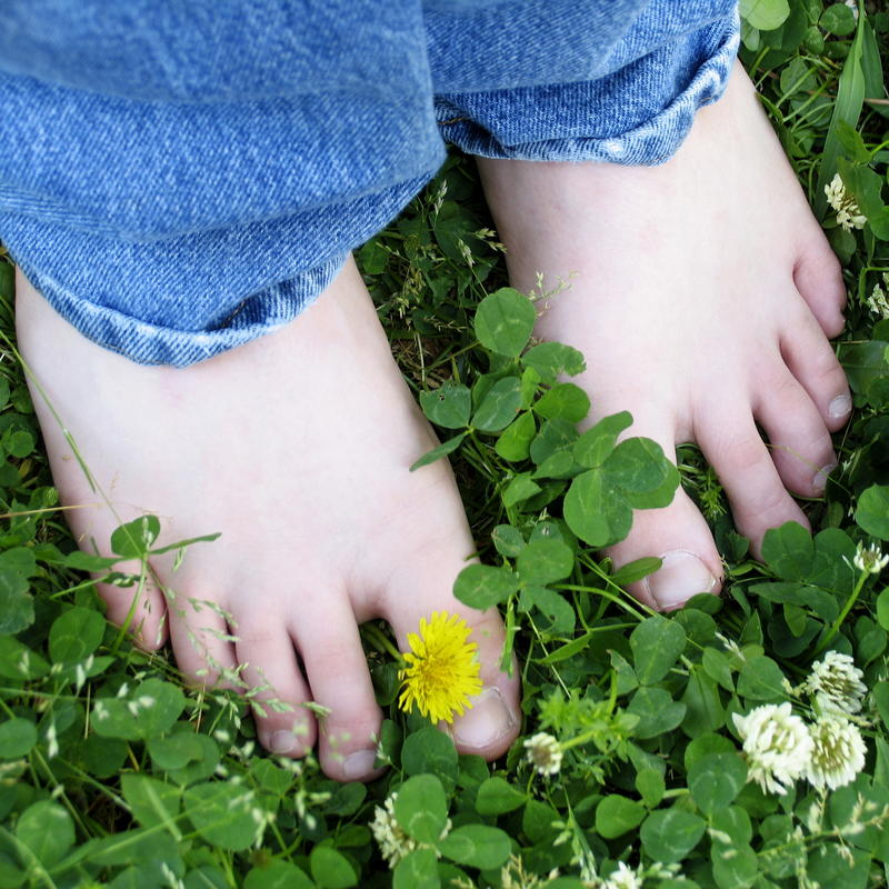 Earthing Why we need to connect with the earth