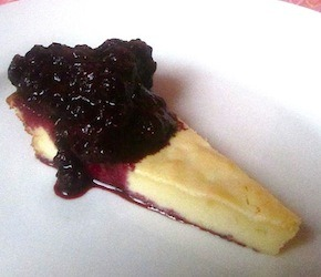 Heart Healthy Non-Dairy Cheesecake