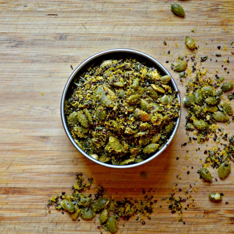 How to Eat More Pumpkin Seeds