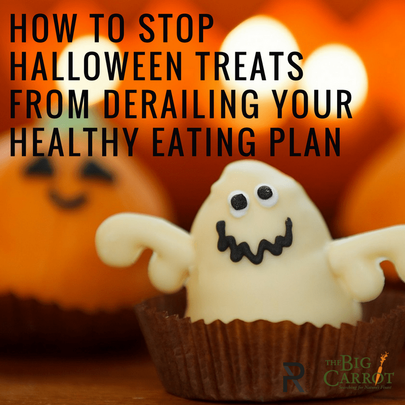How to Stop Halloween Treats from Derailing Your Healthy Eating Plan