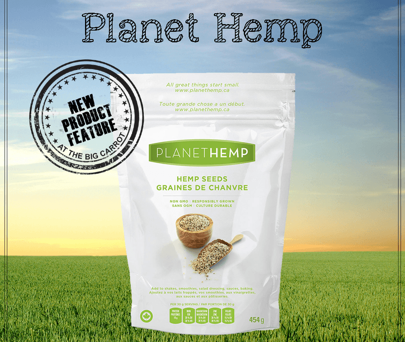 Introducing Planet Hemp