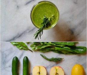 Liver Lover Green Juice