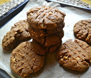 Magic Maca Peanut Butter Cookies