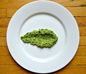 Mexican Twist Kale Pesto