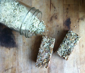 Mix and Match Pantry Cleaning Breakfast Bars