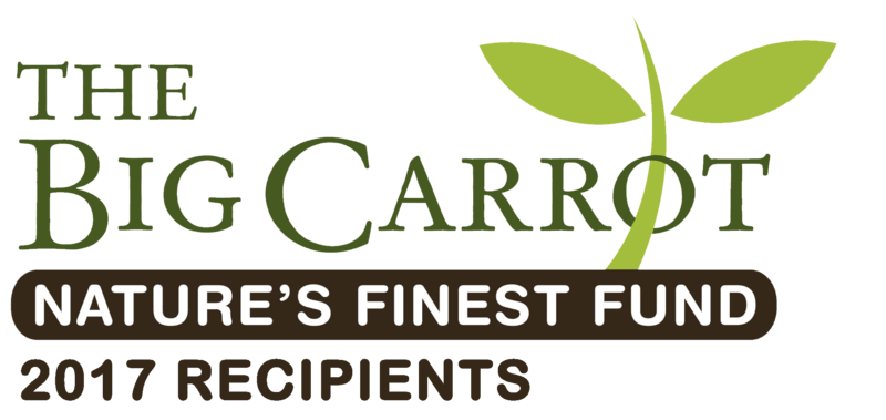 Our 2017 Nature's Finest Fund Recipients