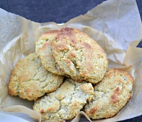 Paleo Biscuits with Gelatin