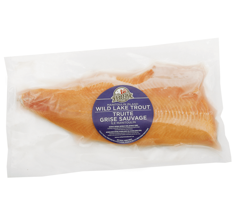 Product Spotlight – Ontario Natural Wild Caught Fish