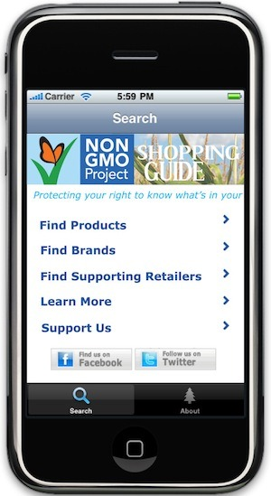 Smartphone Technology in the Grocery Store1