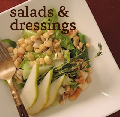 The Big Carrot Salads & Dressings Recipe