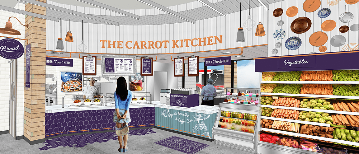 Departments - The Big Carrot Community Market