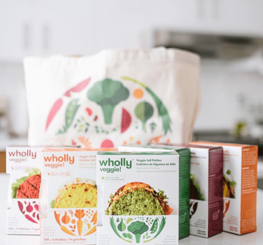 Healthy Eating with Wholly Veggie!