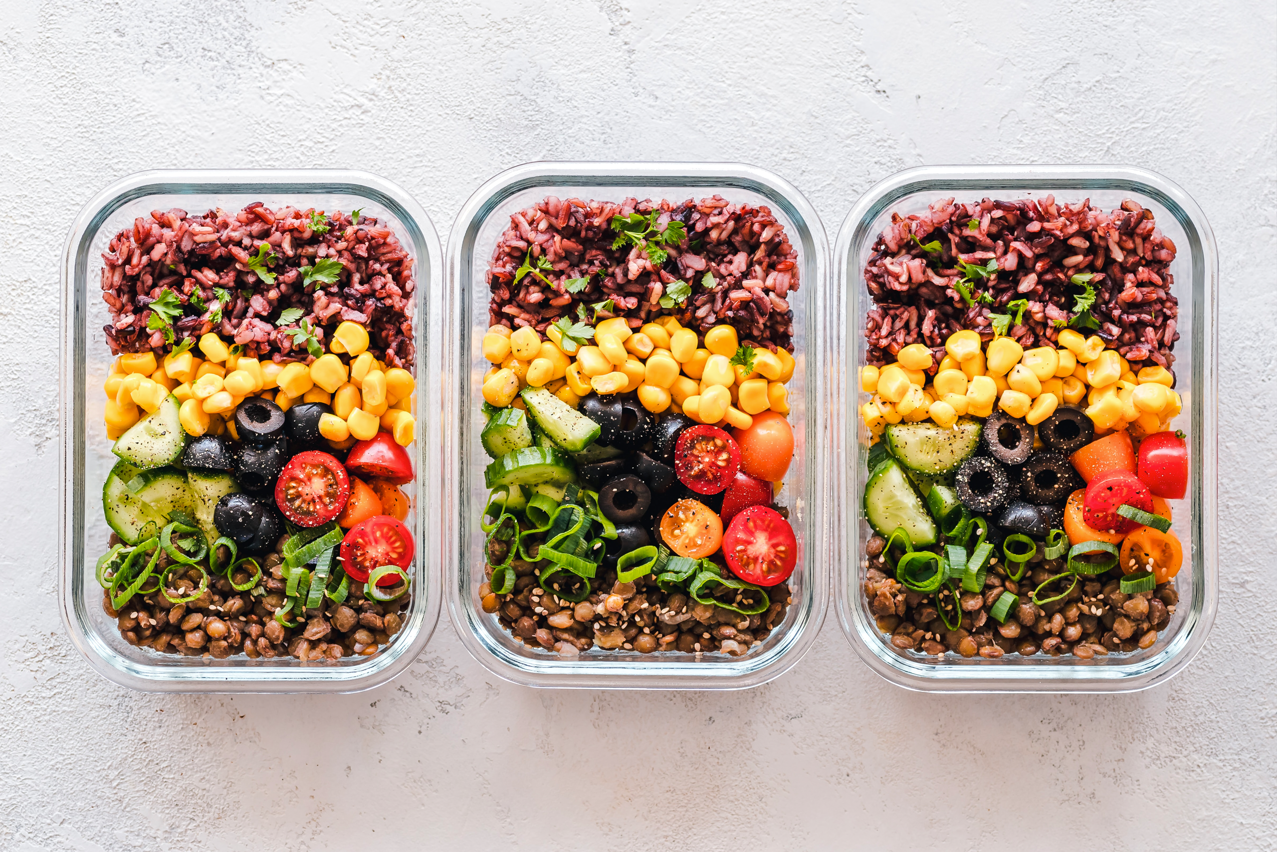 4 Tips For Making Vegetarian Lunch Prep A Breeze