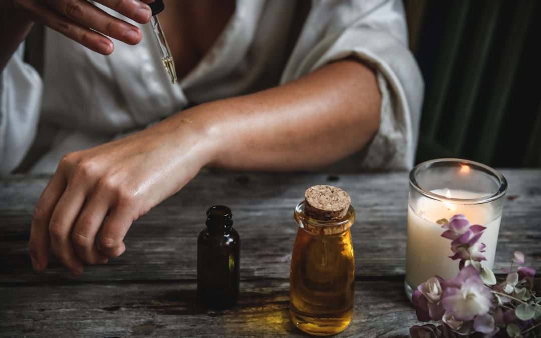 Essential Oils for Love, Healing, and Relaxation