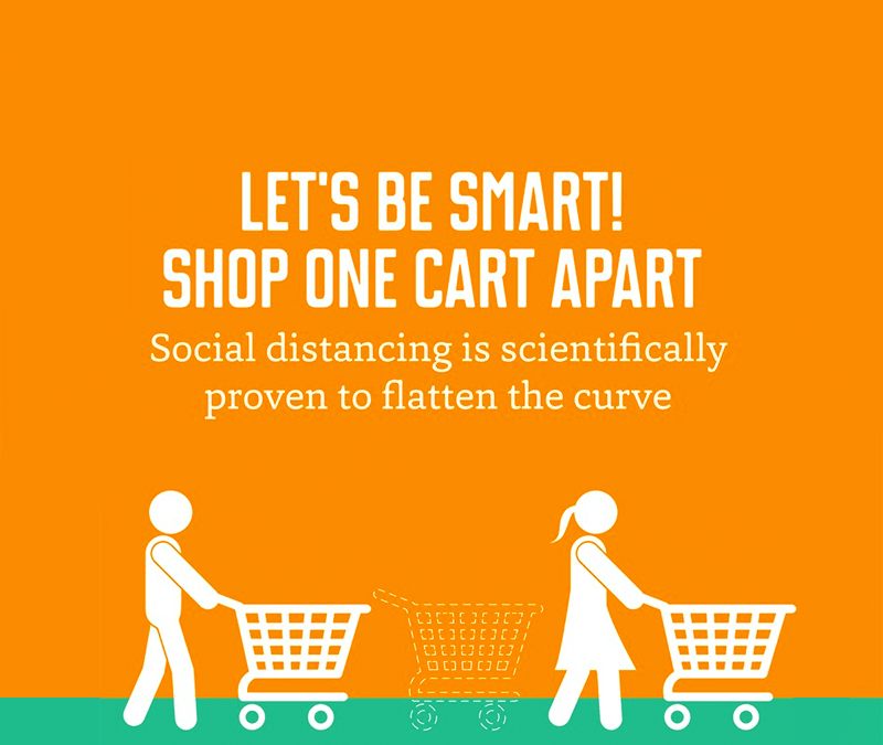 shop one cart apart